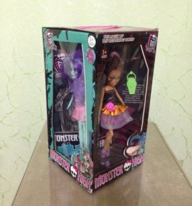Куклы Monster High (монстер хай) + подарок