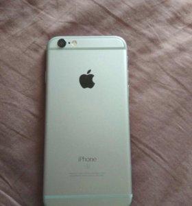 Продам iPhone 6S 64GB + силиконовый чехол