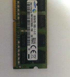 Samsung So-DIMM DDRIIIL 1600 8Gb