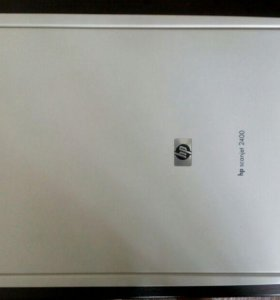 Цифровой планшетный сканер HP ScanJet 2400