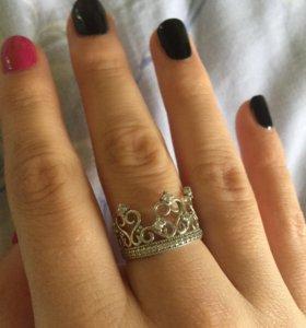 Кольцо ( серебро)