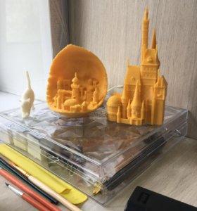 Фигурки , 3d printer