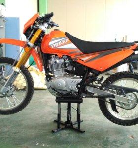 Подставка - подъемник для мотоцикла