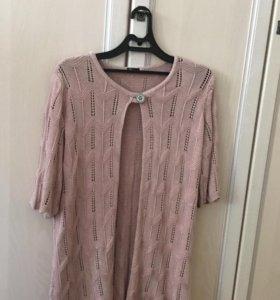 Накидка и юбка 54 рр