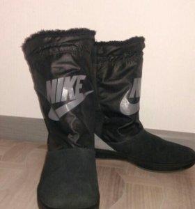 """Сапоги """"Nike"""" (оригинал)"""