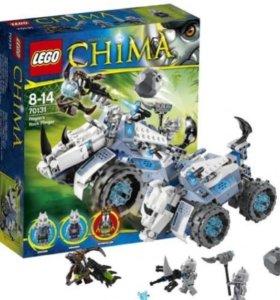Lego 70131 Камнемет Рогона б/у
