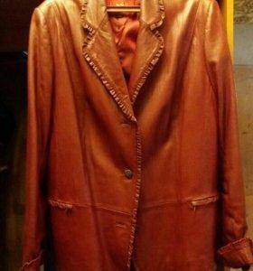 Куртка (натуральная кожа)