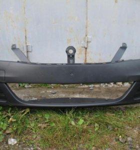 Бампер передний Renault Logan рено логан