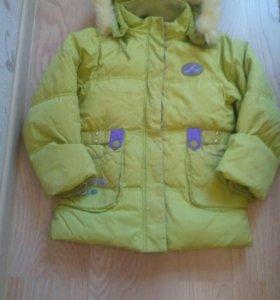 Курточка детская демисезон