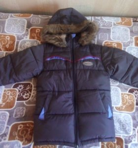 Куртка зимняя для мальчика, р-р 128-68-64