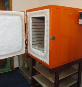 Высокотемпературная промышленная печь