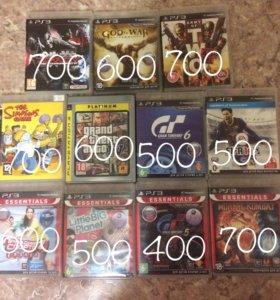 РАСПРОДАЖА Игры PS3