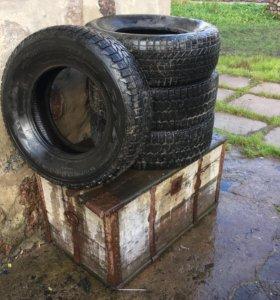 Winterforce шины на УАЗ