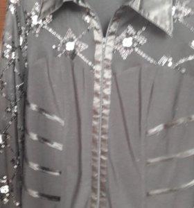 Блузка 48-50