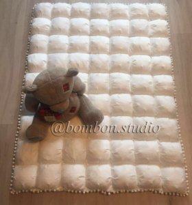 Одеялко-бомбон 120х90