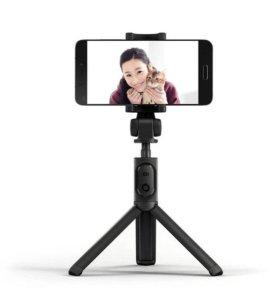 Трипод Xiaomi Tripod Selfie Stick Новый Магазин