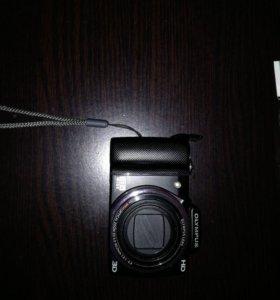Фотоаппарат компактный Olympus SZ-10 Black
