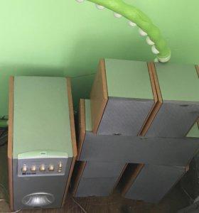 Продам акустику Sven 5.1