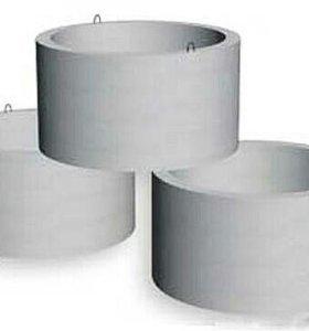 Кольца бетонные 1.5м