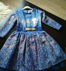 Платье на девочку новое, р 164