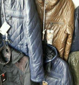 Куртки осенние