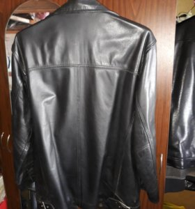 Куртка нат.кожа.
