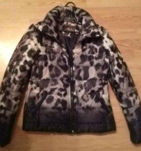 Болоньевая куртка 44-46 (М)