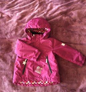 Куртка зимняя Reima