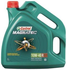 Castrol Magnatec 10w40R A3/B4 полусинтетика