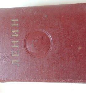 В.И.Ленин.Сочинения в 35 томах (кроме 22, 23, 27)
