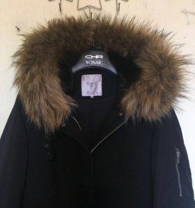 Куртка пальто демисезонное р 42-44