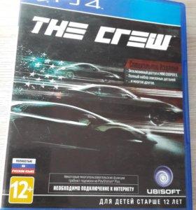 The Crew ps4 диск