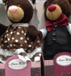 Свадебные медведи
