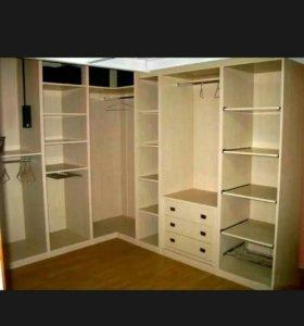 Шкафы гордеробы