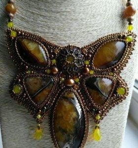 Симбирцитовая бабочка