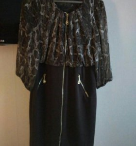Платье(48 размер)