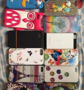 Чехлы на iPhone5/5s