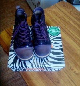 Детские ботинки демисезонные 30р-р