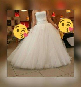 Свадебное платье 42-46Торг
