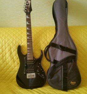 Гитара ibanez