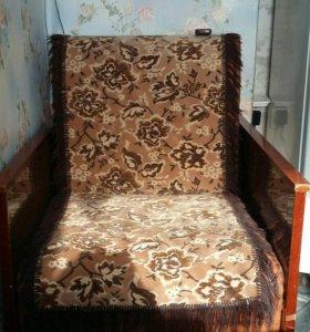 Кресло, кровать