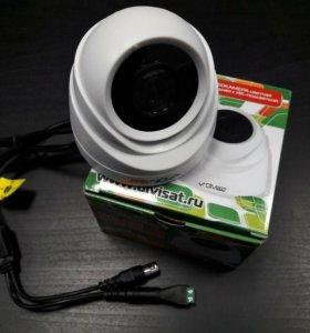 Divisat купольная AHD камера