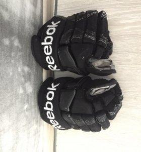 Перчатки хоккейные Reebok 9000PRO