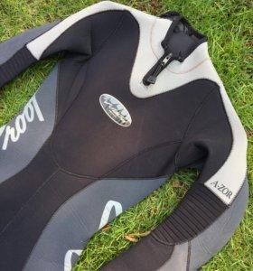 Гидрокостюм для дайвинга женский Waterproof
