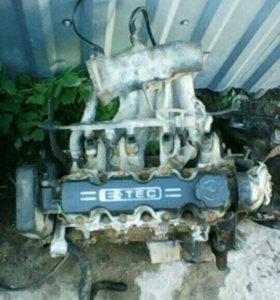 Део Нексия. Двигатель Е-ТЕС.Обмен,продажа.Коробка+
