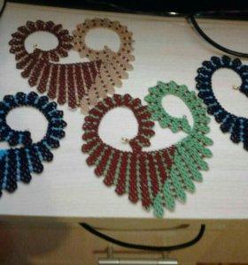 Ожерелье из бисера.