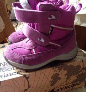 Детские ботинки Viking