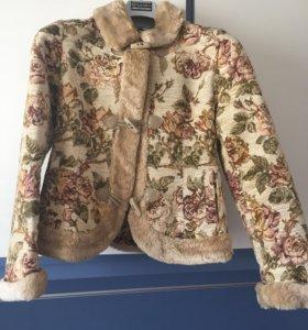 Куртка-пиджак на синтепоне