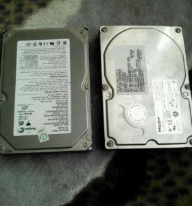 Жесткие диски SATA,IDE