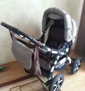 Коляска-трансформер VERDI Baby merc